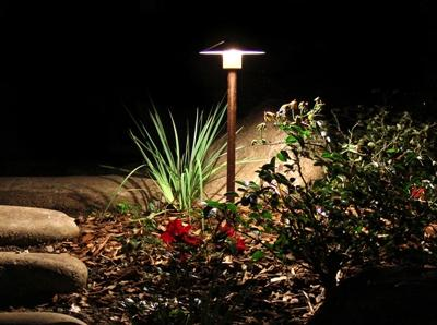 Energy efficient LED landscape lighting from Outdoor Lighting Perspectives Columbus