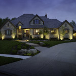 Outdoor Lighting Perspectives of Columbus shows how outdoor lighting accentuates your home features