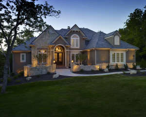 Add curb appeal to your Columbus home with outdoor lighting