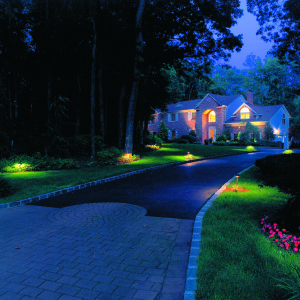 Columbus Ohio outdoor lighting