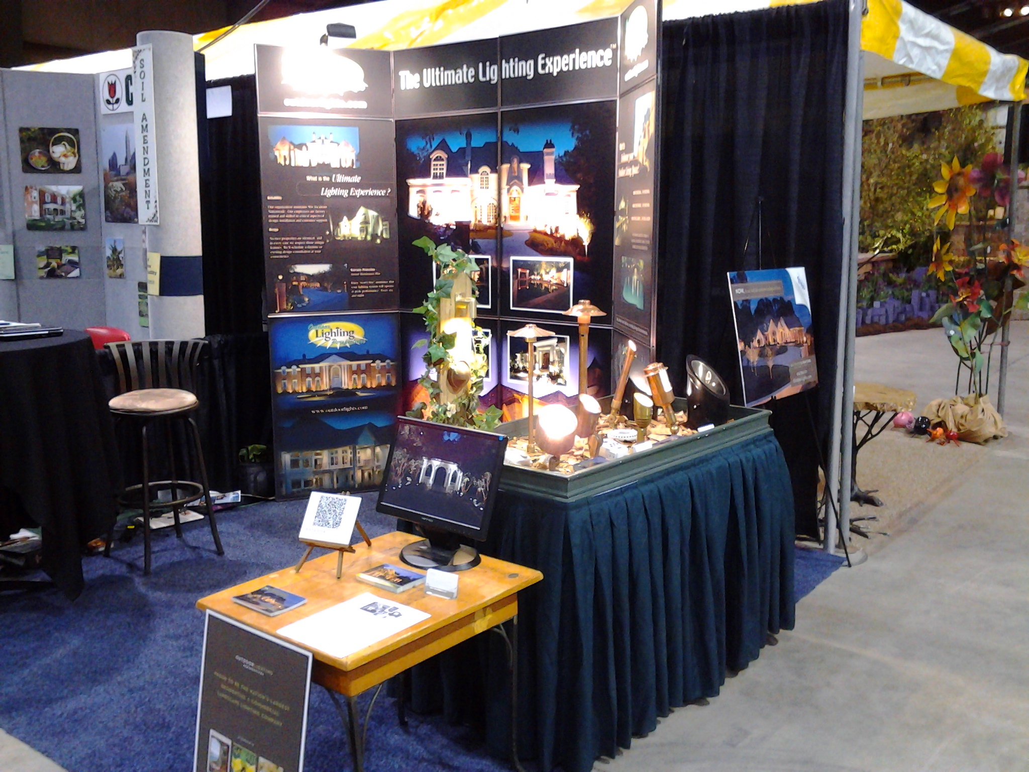stop by our booth at the show to learn why our led outdoor lighting bulbs are - Home And Garden Trade Shows