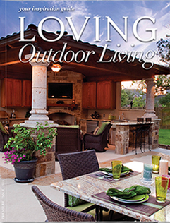 Columbus nights call for outdoor living outdoor lighting for Outdoor living magazine