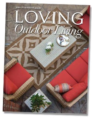 Loving Outdoor Living is filled with ideas on enhancing your spaces.