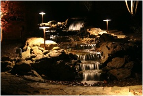 Columbus Ohio Landscape Lighting