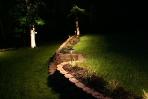 Columbus OH Landscape Lighting